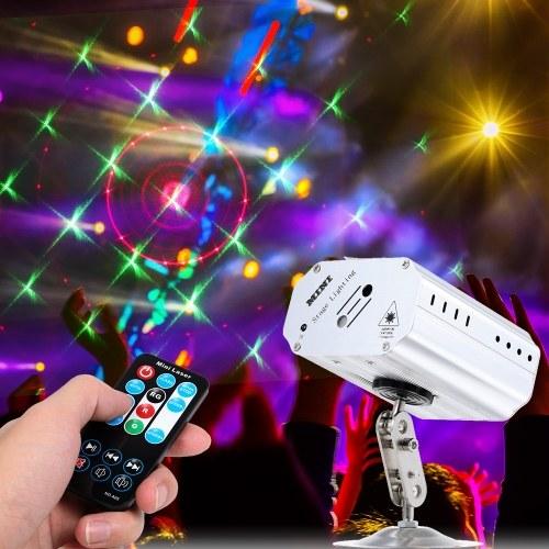 AC100-240V 1.15W Мини Лазерная Сценическая Осветительная арматура фото