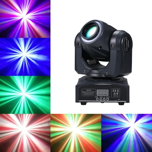 60W Power RGBW LED Moving Heads Bühnenlicht