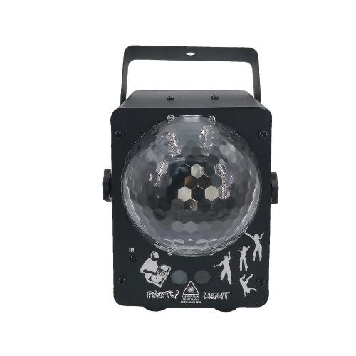 Lampe laser Disco Ball 60 motifs
