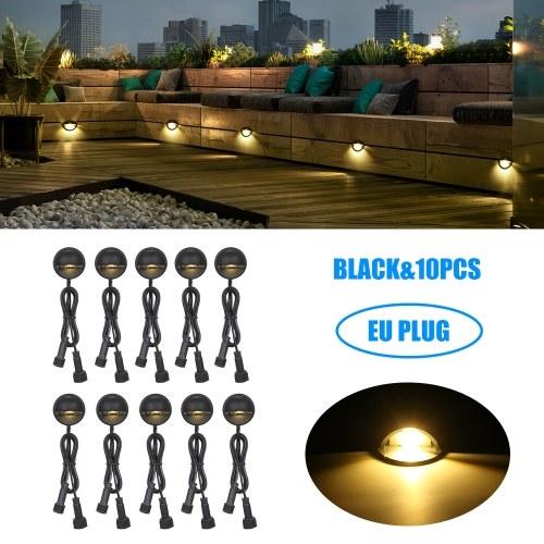 LEDs Step Light Landscape Yard Lamp