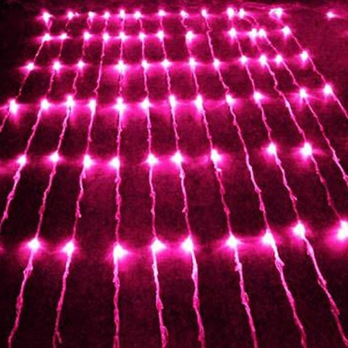 3x3 Meter AC 110-240V 300 LEDs String Light Curtain Lights Christmas Light Home Decoration Lighting