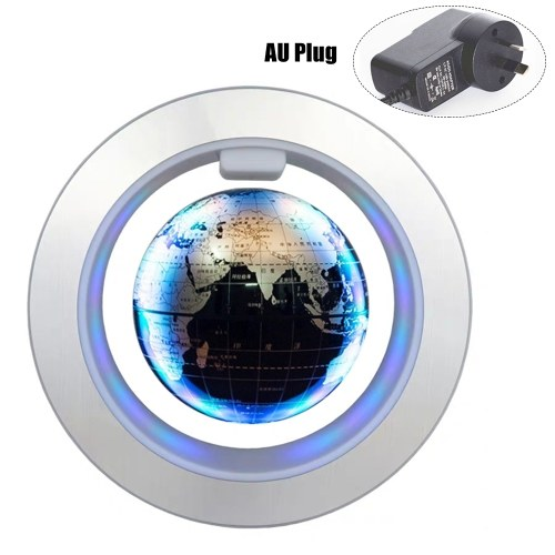 "Magnetic-Levitation Floating Globe 4 ""mit LED-Licht"