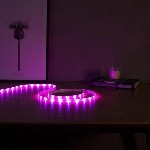 Yeelight YLDD05YL 2M AC100-240V 7.5W WIFI RGB Intelligent Strip Light 16 Million Colors Changing (EU Plug)