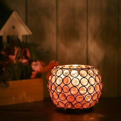 Tomshine 15W Гималайская соляная лампа для настольных ламп Dimmable Table Light