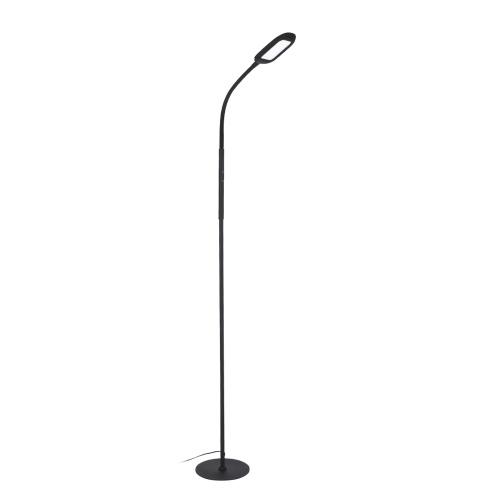 Tomshine LED Stehleuchte Fernbedienung & Touching Control Hohe Lumen Leseständer 4 Farbtemperaturen mit stufenlosem Dimmer Abnehmbar Kostenlos für Schlafzimmer Wohnzimmer Büro