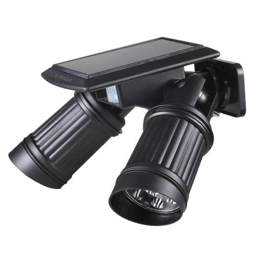 Lixada 14LEDs 150LM Солнечное беспроводное человеческое движение PIR Sensor Spotlight
