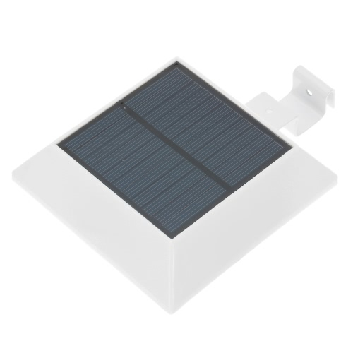 3W 6LED Solar Powered PIR Motion Sensor Wall Mount Lamp