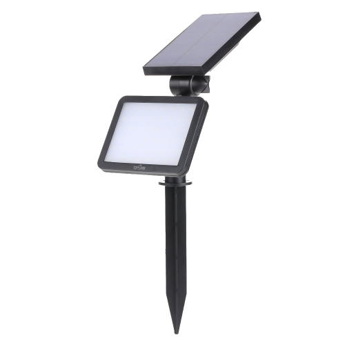 Tomshine 3W 48 LED Solar Powered Lawn L& 350LM 2-IN-1 Dimmable Adjustable ...  sc 1 st  lixada.com & lixada.com
