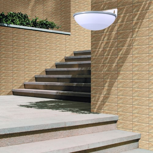 1.5W 15 LED Solar Powered Radar Induction Shed Light
