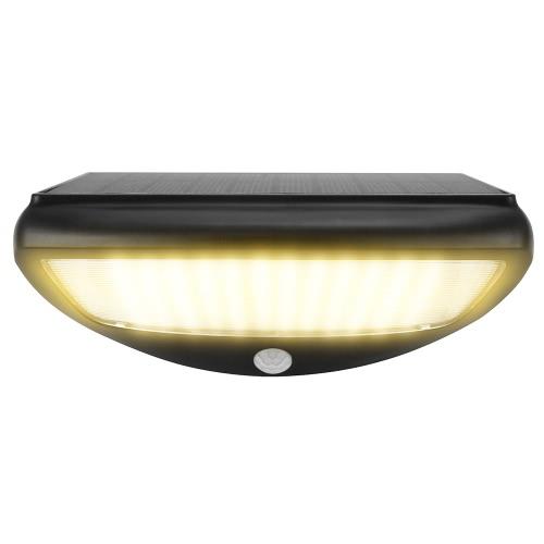 Luces solares del pórtico 36 luz de pared sin hilos del LED