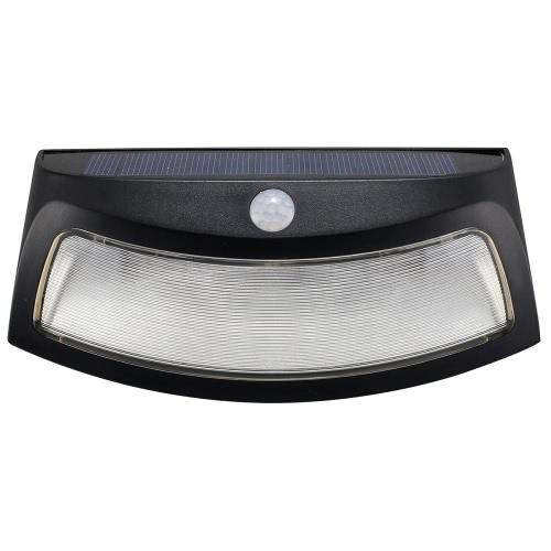 Miedź Energooszczędna Wykrywanie ruchu 8 LED IP65 Wodoodporne Uśmiechniane Światła Ścienne Bezpieczne Bezpieczeń stwo Lampy Nocne Kroku Nocnego dla Schodów Bramy Ciepłej / Zimnej