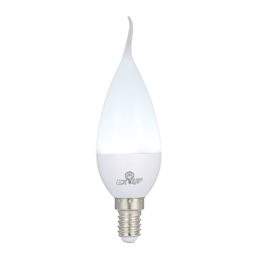 E14 F37 LED Candle Shape Light Bulb