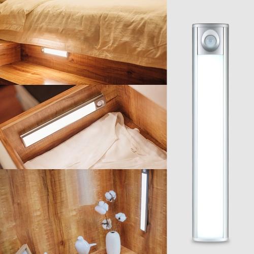 33 LED USB ultradünne PIR Bewegungssensor Empfindliche Lichtsteuerung Kabinett Licht