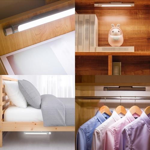 22 LEDs USB PIR Bewegungssensor Empfindliche Licht Steuerschrank Licht