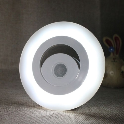 8 светодиодов PIR датчик движения Hunman Body Induction Night Light