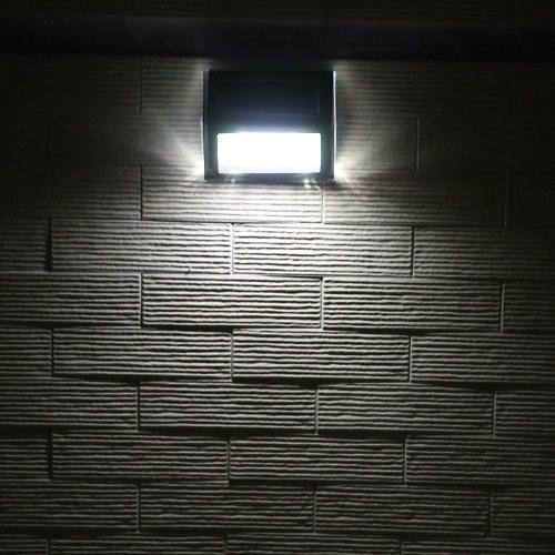 Solar Step Lights LED Stair Lighting Lamp