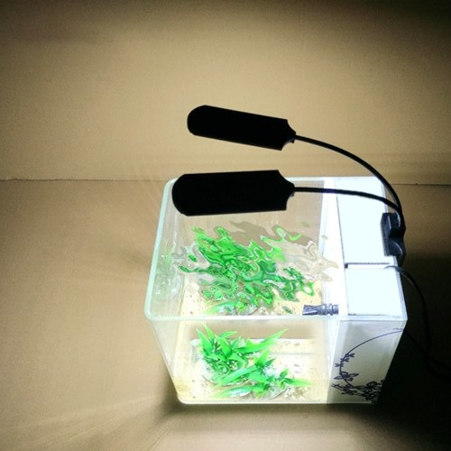 AC220V 15W 36 LEDs Dual-end Aquarium Light Fish Jar Lamp