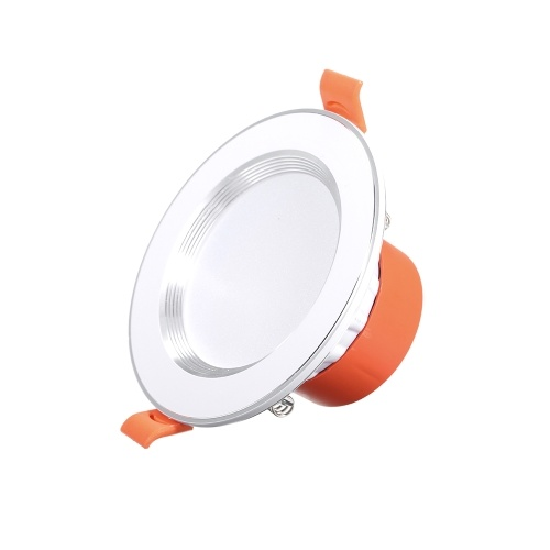 AC85-265V 5W LED Round Ceiling Downlight Recessed Down Light