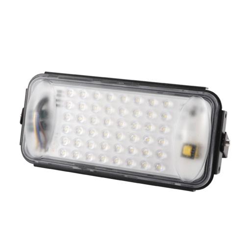 AC90-260V 50W 48LED luz de inundação emendada