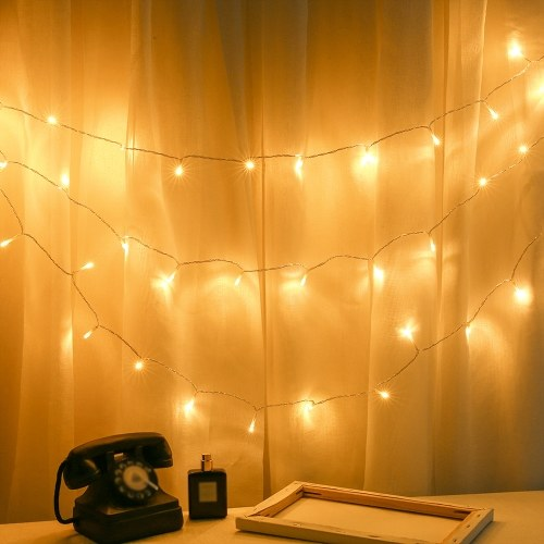 50 LEDs Fairy Lamp USB Ball String Light Decorative Lights for Christmas Wedding Home