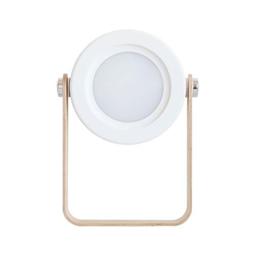 Foldable Reading LED Night Light Portable Lantern Night Lamp Touching Dimmable USB Rechargeable Bedside Light