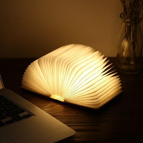 Mini luz plegable para libros Tomshine 5V 2W 8 LED