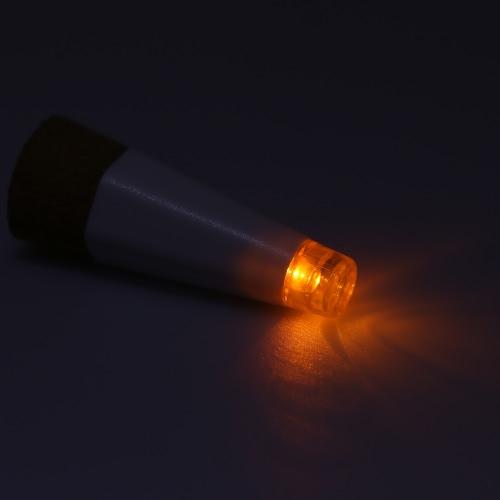 Hexagon-Korken formte wieder aufladbares USB-LED-Nachtlicht Superhelles