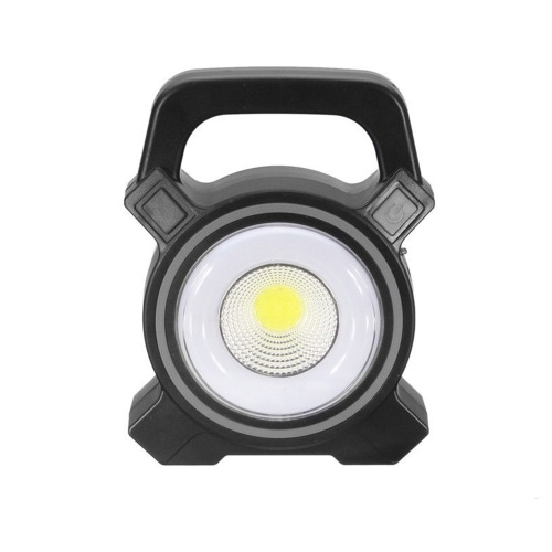 Portable Solar Rechargeable LED Flood Light