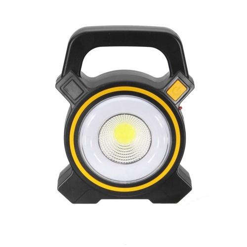 Faretto LED portatile ricaricabile a energia solare