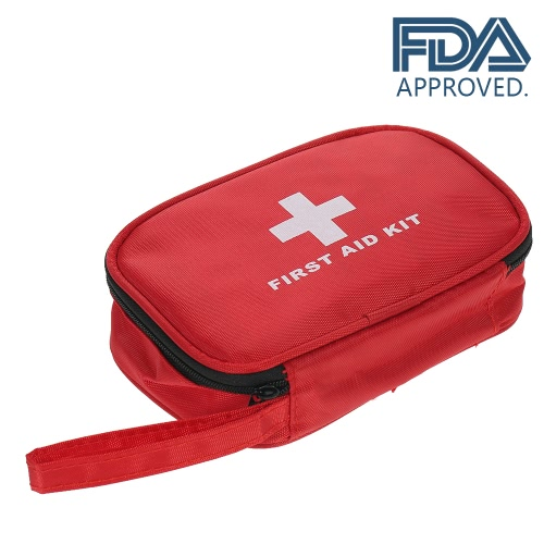 40PCS Carevas First Aid Kit avec l'appro