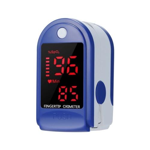 Пальцевый пульсоксиметр Mini SpO2 Monitor Oxygen Saturation Monitor