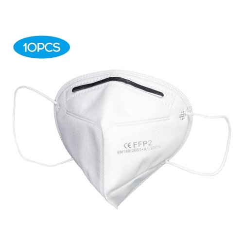 Face Mask 95% Filtration for Exhaust Gas/ Allergies/ Pollen/ PM2.5