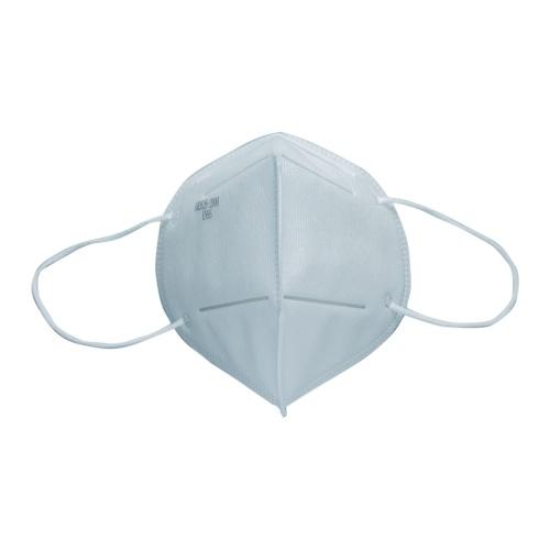 10 ШТ. Одноразовая немедицинская защитная маска KN95 4 слоя полиэфирной ткани Meltblown 95% частиц фильтрации против пыли туман дымка загрязнение воздуха
