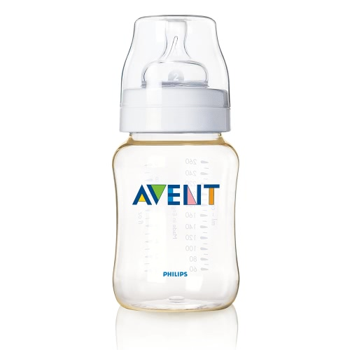 PHILIPS AVENT Classic PES Bottle BPA Free 260ml