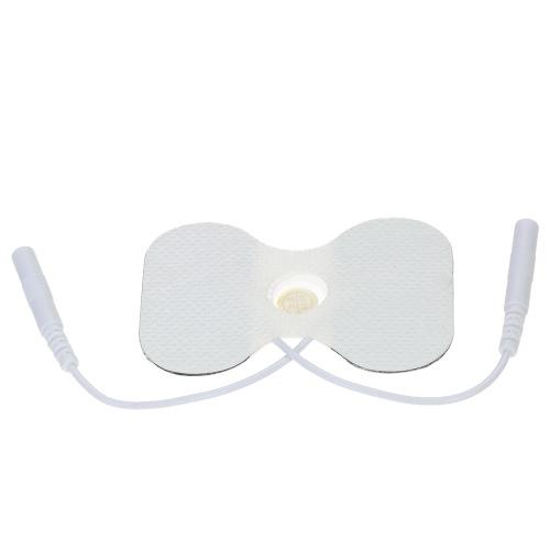 10パック再使用可能な電極パッド自己接着性ゲル蝶電極FDA&CE承認