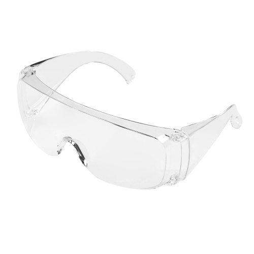 Anti-fog Type Safety Glasses Goggles Protective Eyewear Transparent PC Material