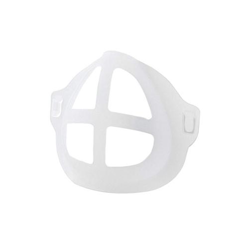 3D Cool Face Mask Bracket, interne Unterstützung für Nase und Mund, wasserdichter, atmungsaktiver Halter für die Halterung der Gesichtsabdeckung, Anti-Erstickungsgefahr, sanftes Atmen, 1 Stück