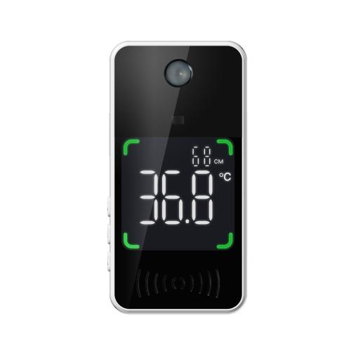 Non Contact Digital Forehead Thermometer 10cm-80cm Remote Auto Thermometer