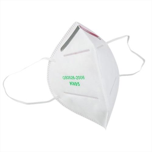 KN95 Face Mask Adult Dustproof Non-Woven Fabrics Mask 95% Filtration