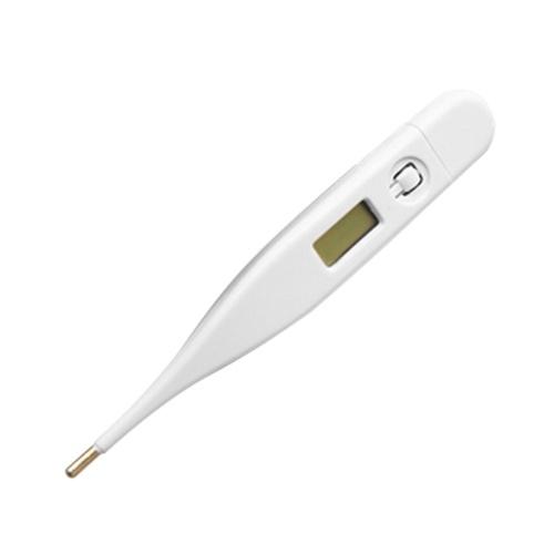 Elektronisches Thermometer Digitales Thermometer Tragbares menschliches Baby Fieber messen Temperaturmessung mit LCD-Display
