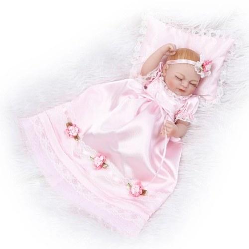 NPKCOLLECTION 10in Reborn Baby Rebirth Doll Kids Gift