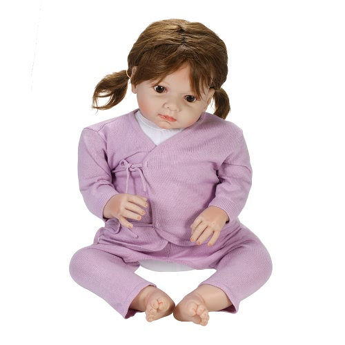 Baby Sweater Suit 2pcs Unisex 100% Cotton Baby Outfits Clothes Long Sleeve Long Pants Spring Summer Autumn Winter For Newborn Infant Baby Girl Boy Pink 0-6M