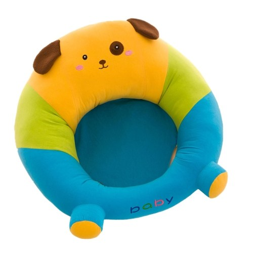 Cartoon Stuffed Sofa Infant Learn Sit Chair