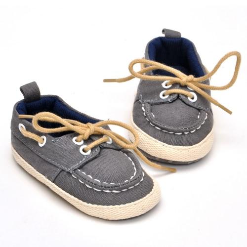 Новая детская обувь для новорожденных Unisex Soft Cotton Shoes, связанная с ребенком, научится ходить осенью