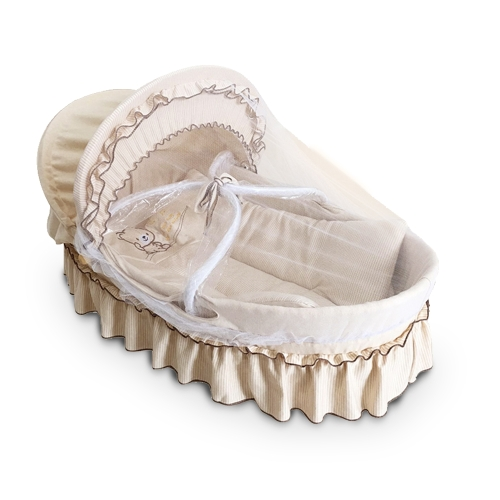Multifunctional Portable Baby Cradle Bassinet Bed Newborn Baby Sleeping Travel Basket Crib