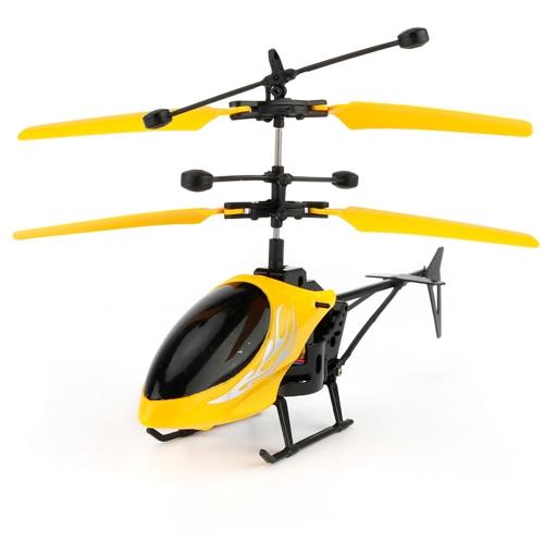 Фантастическая новая мода Инфракрасная индукция Drone Flying Helicopter Aircraft Ребенок Kid Игрушка Жест-Sensing