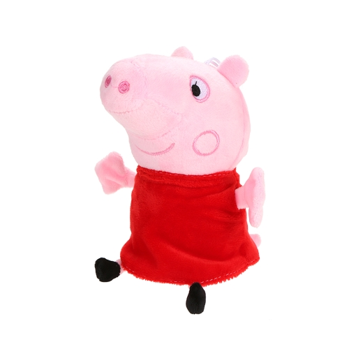 Cute Peppa Family Pig Peluches de peluche con bolso precioso Family Party Dolls Kids Birthday Gifts