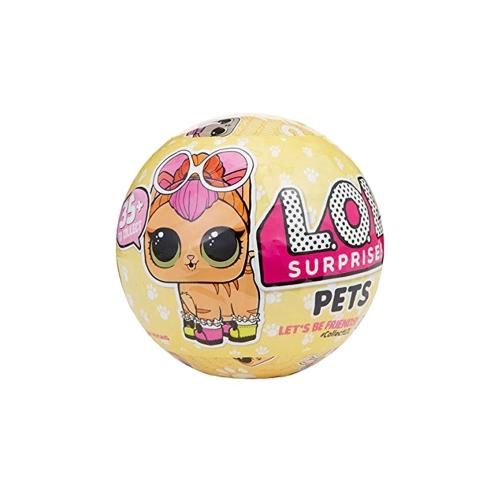 1Pcs LOL Egg Doll Toy Mystery Baby Домашние животные