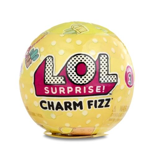 1Pcs LOL Surprise Charm Fizz Series 3