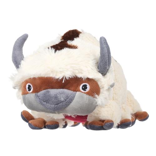 42 CM The Last Airbender Resource Appa Avatar Wypchane zwierzęta Plush Doll Cow Ox Toy Gift